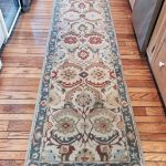 Snow Cleaning: How to Clean Wool and Oriental Rugs for FREE