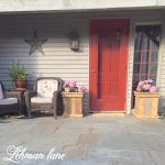 Our Spring Porch - Love your Home Challenge
