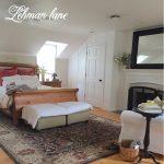 Master Bedroom Reveal - from our Farmhouse #masterbedroom #farmhousebedroom https://lehmanlane.net