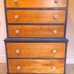 Bennett's Room - Nautical Dresser Redo