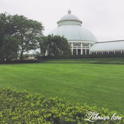 New York Botanical Gardens Trip