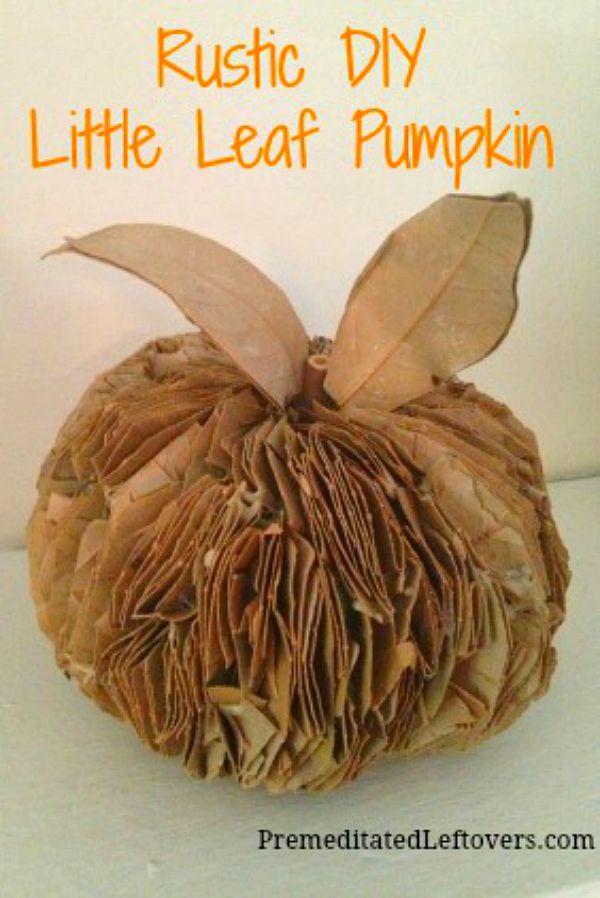 Rustic-Fall-Leaf-Pumpkin-Tutorial