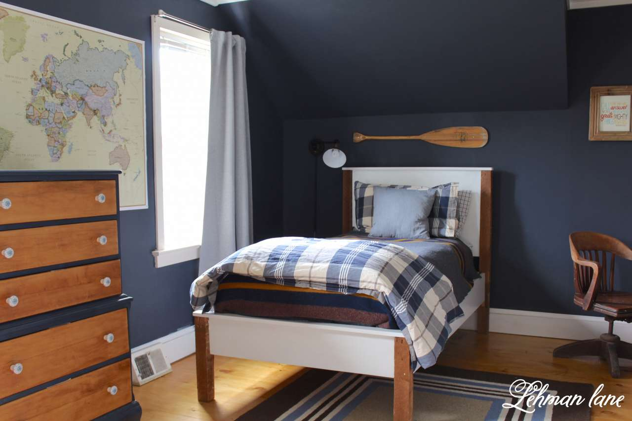 Male Bedroom Color Ideas