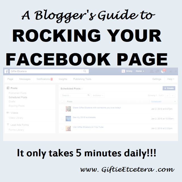 Scheduling Facebook Posts and Facebook Reach Tips