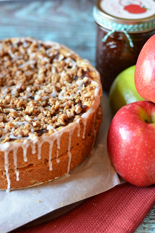 apple-butter-coffee-cake-icing