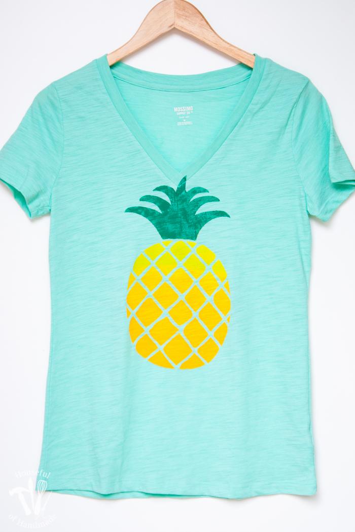 Ombre-Pineapple-Screen-Print-Tee-1