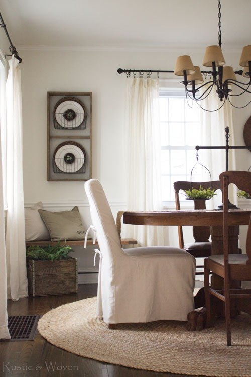 Spring-dining-room-Rustic-and-Woven