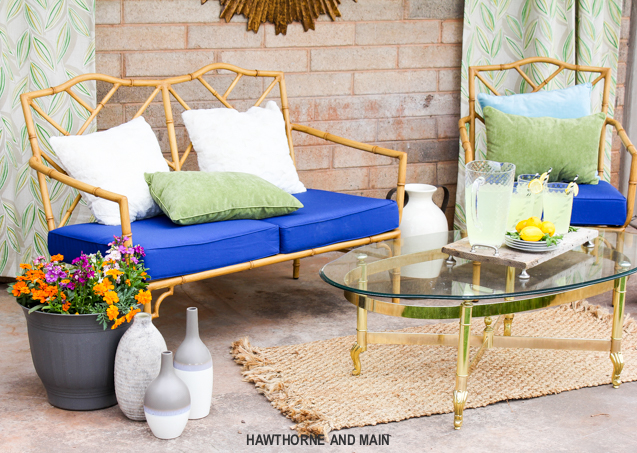 bohemian-outdoor-sitting-area-diy-makeover-land-7