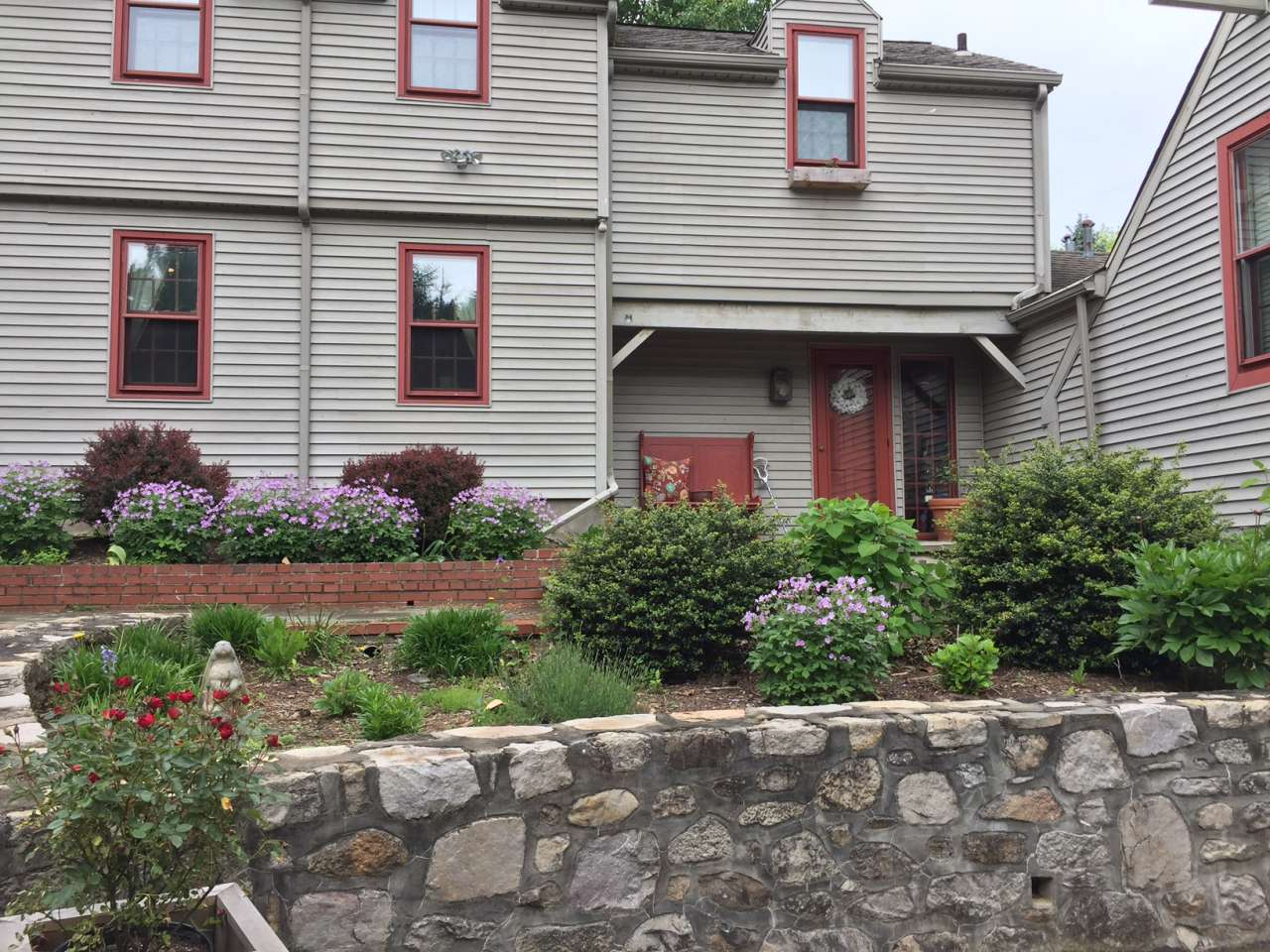 Curb appeal hop - the plan