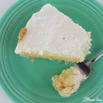 This is hands my absolute favorite key lime pie recipe! It is easy to make and perfect to eat for dessert in the hot days of summer.