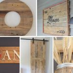 Sharing 5 different diy projects you can make using pallet wood