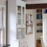 Refinishing a Stepback Cupboard - farmhouse kitchen
