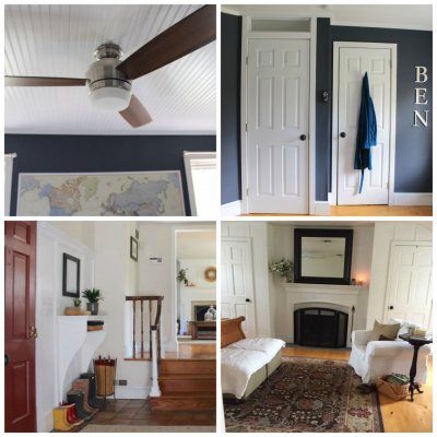 4 DIY House Projects to Give Your Home Farmhouse Character