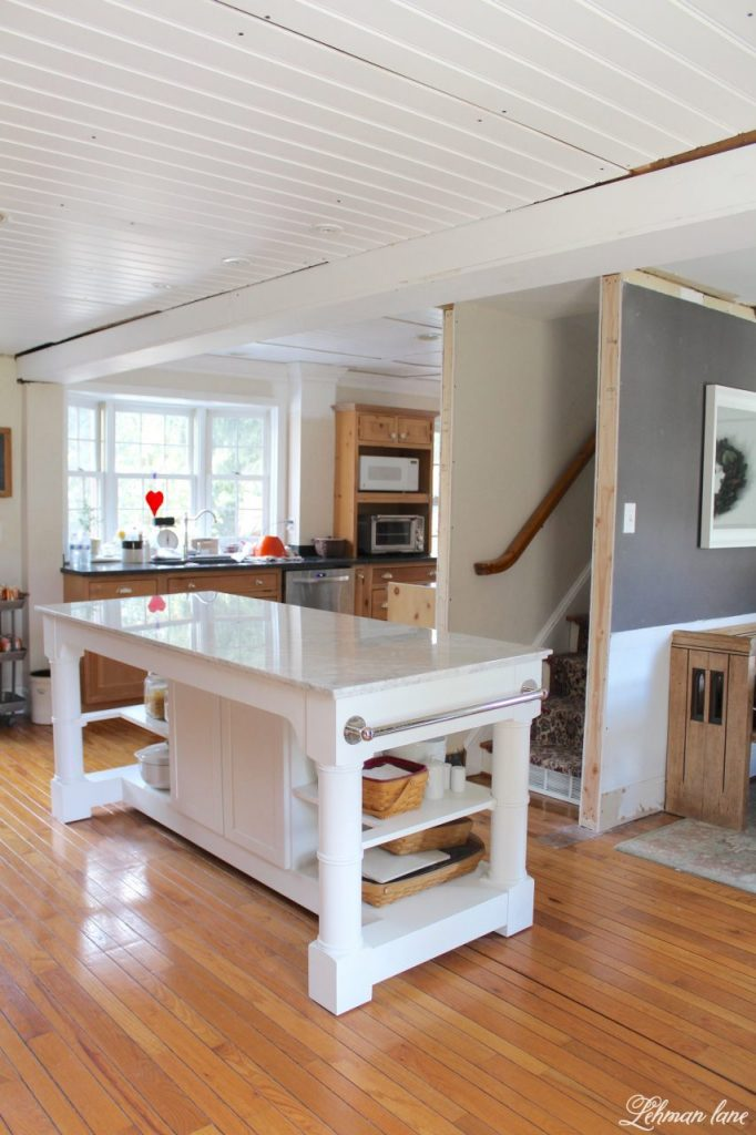 Kitchen Renovation Progress A New
