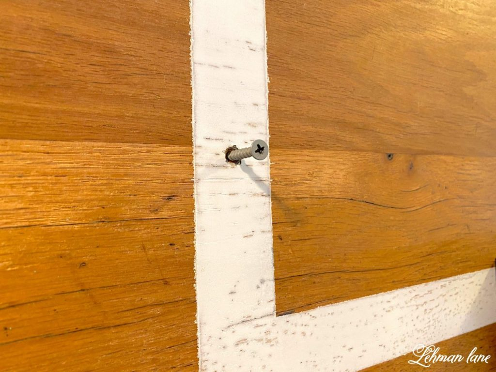 Our DIY Wood basketball hoop was incredibly easy to make & only took a few hours build for just the cost of a basketball rim.  And it's a hit for those home bound rainy days!!! #basketball #diy #basketballhoop https://lehmanlane.net