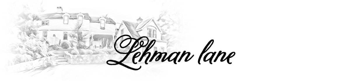 Lehman Lane