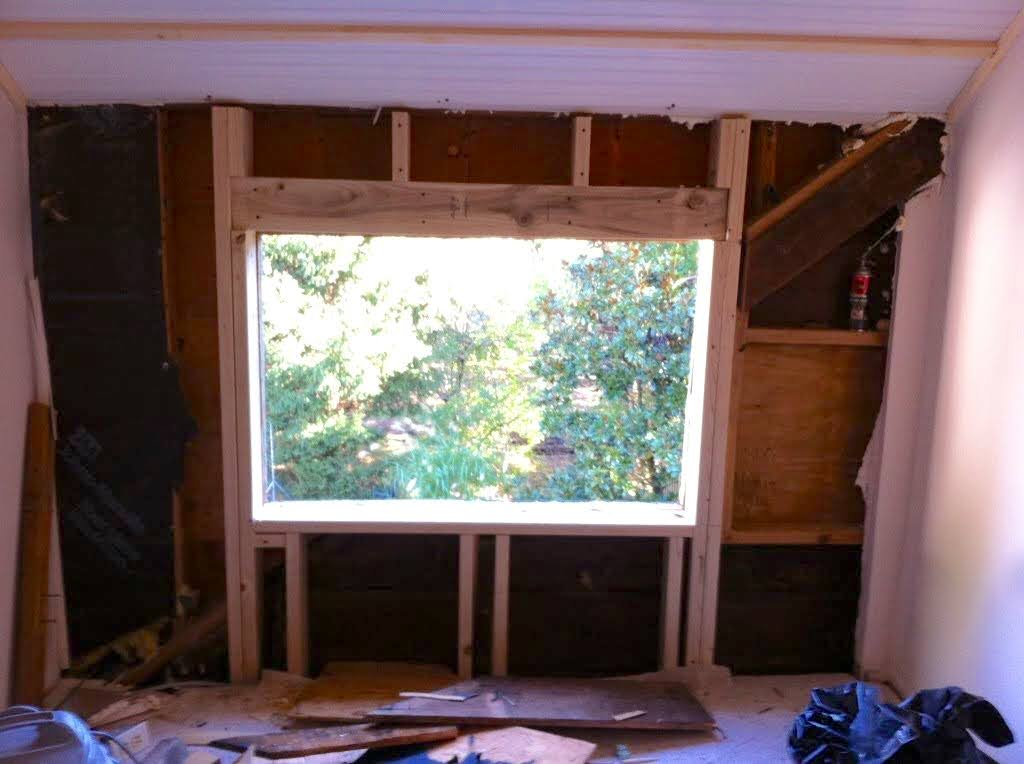 Sharing all the tips & tricks of how to add a new window to an old house with vinyl siding in order to add curb appeal & natural light to your home. #window #curbappeal #diy https://lehmanlane.net