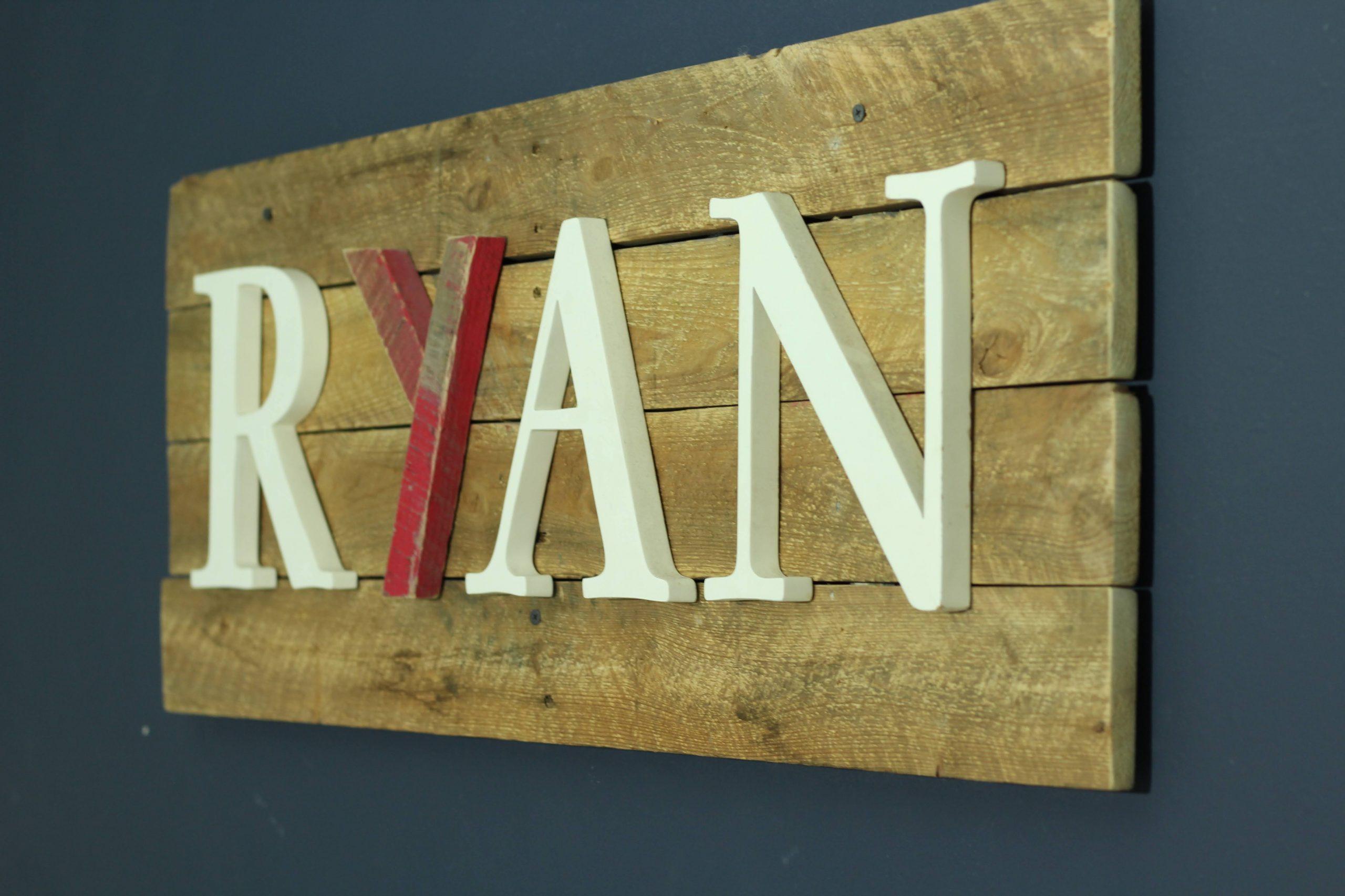 Easy Wooden Pallet Sign Diy In Less Than 1 Hour Lehman Lane